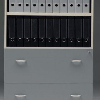 Armario ancho con 2 archivos 22230RA