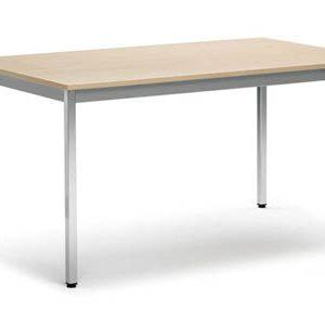 Mesa IDAC rectangular patas metálicas