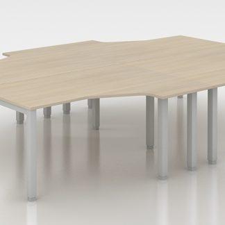 Conjunto mesas TMP compacta