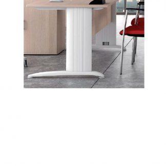 Mesa SIGMA rectangular melamina/metal