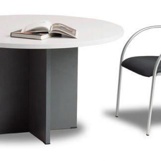 Mesa juntas redonda RK pie aspa