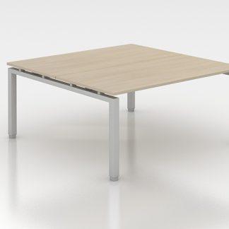 Conjunto 2 mesas OCE enfrentadas.